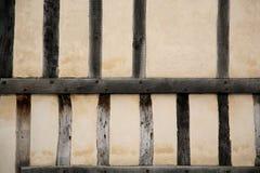 Tudor Hintergrund stockfoto