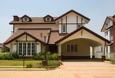 Tudor home Stock Images