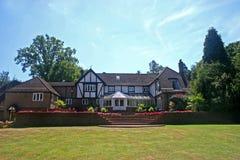 Tudor Home Stock Image