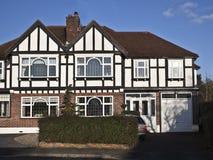 Tudor House Royalty Free Stock Photography