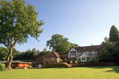 Tudor House image libre de droits