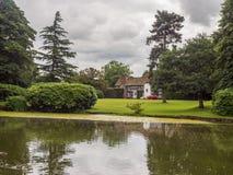 Tudor house Stock Images