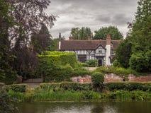 Tudor house Stock Image