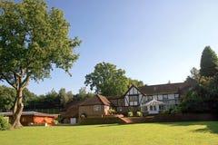 Tudor House Royalty Free Stock Image