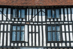 Tudor house Royalty Free Stock Image