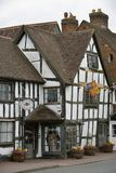 The Tudor House Royalty Free Stock Images