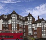 Tudor Houses Royalty Free Stock Photography