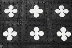Tudor Pattern Royalty Free Stock Photo