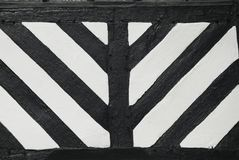 Tudor Pattern Stock Photo