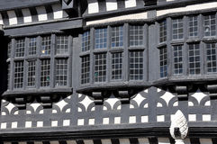Tudor Rezydenci ziemskiej Dom Fotografia Stock