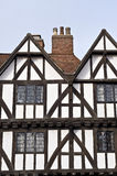 Tudor style building Royalty Free Stock Images