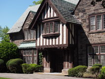 Free Tudor Style House Royalty Free Stock Photo - 31652755