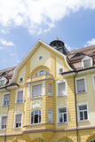 Tudor style house - gorgeous property in the heart of Germany Royalty Free Stock Photo