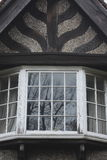 Tudor style window Stock Photos