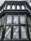 Tudor Window Royalty Free Stock Images