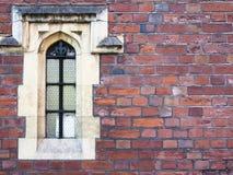 Tudor Window Royalty Free Stock Photos