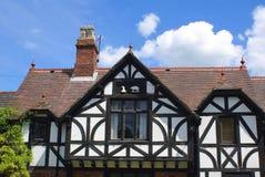 Tudor window Royalty Free Stock Photography
