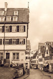 Tuebingen Old Town Royalty Free Stock Image