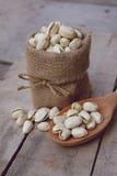 Tuerca de pistacho Imagen de archivo libre de regalías