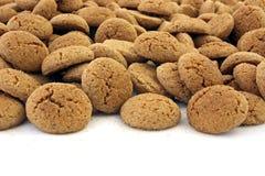 Tuercas de pan de jengibre Fotografía de archivo