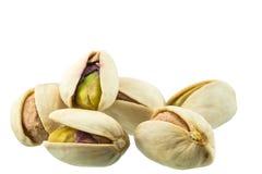 Tuercas de pistacho Imagen de archivo libre de regalías