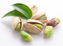 Tuercas de pistacho