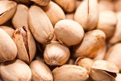 Tuercas de pistacho Fotografía de archivo libre de regalías