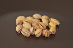 Tuercas de pistacho Foto de archivo
