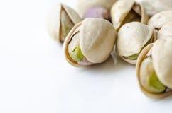 Tuercas de pistacho Fotos de archivo