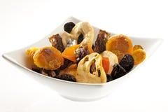 Tuercas y frutos secos Fotografía de archivo libre de regalías