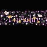 Tuesday Royalty Free Stock Photos