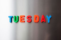 Tuesday Royalty Free Stock Images
