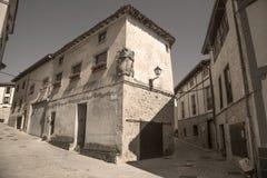 Tuesta, Alava, Spain Royalty Free Stock Photos