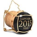 Tueste el Año Nuevo Foto de archivo
