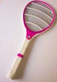 Tueur électronique de moustique sur le fond blanc Photos libres de droits