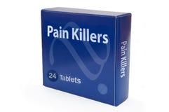 Tueurs de douleur Photos stock