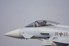 Tufão Alemanha de Eurofighter Foto de Stock