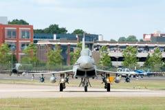 Tufão de Eurofighter Fotografia de Stock Royalty Free