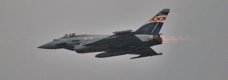 Tufão de Eurofighter Fotos de Stock
