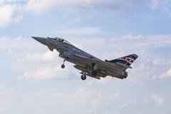 Tufão de Eurofighter Foto de Stock