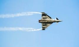 Tufão de Eurofigter Foto de Stock Royalty Free