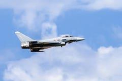 Tufão de Eurofighter dos aviões Fotos de Stock Royalty Free