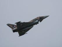 Tufão do RAF Eurofighter Imagem de Stock Royalty Free