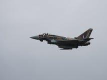 Tufão do RAF Eurofighter Fotos de Stock