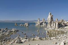 tufa озера mono Стоковое Изображение RF