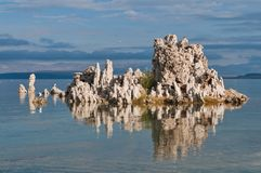 Tufa Royalty Free Stock Photo