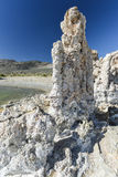 Tufa Formation in Mono Lake, California Royalty Free Stock Photos