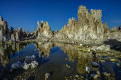 Tufa, mono lake Royalty Free Stock Photography
