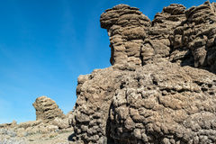 Tufa rock Stock Images
