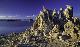 Tufa Towers at Mono Lake, Ca royalty free stock photo